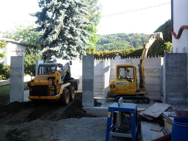 Nuove costruzioni Como