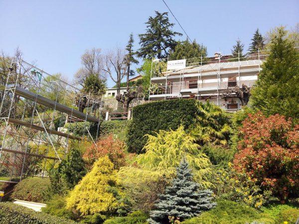 Lavori di ristrutturazione – Rifacimento tetto