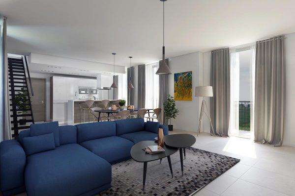 Appartamenti ad Albese Con Cassano Via Alzate 12